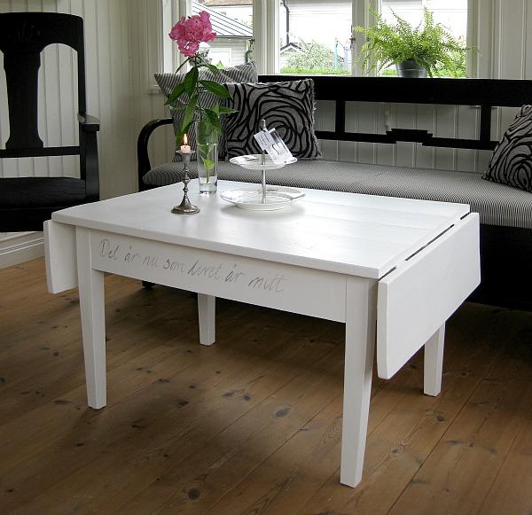 Soffbord soffbord lantligt : Camilla Nilsson Design » Bord